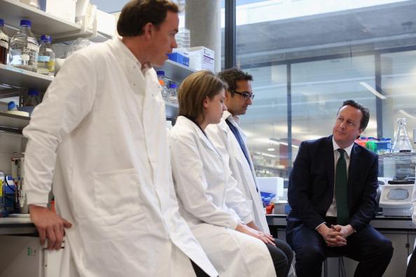 Big Data「David Cameron Visiting Oxford University」:写真・画像(12)[壁紙.com]