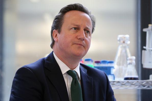 Big Data「David Cameron Visiting Oxford University」:写真・画像(11)[壁紙.com]