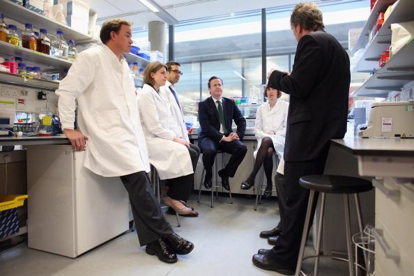 Big Data「David Cameron Visiting Oxford University」:写真・画像(10)[壁紙.com]