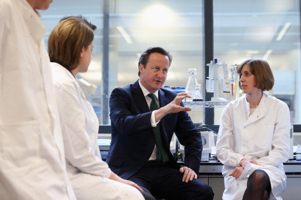 Big Data「David Cameron Visiting Oxford University」:写真・画像(17)[壁紙.com]
