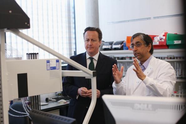 Big Data「David Cameron Visiting Oxford University」:写真・画像(9)[壁紙.com]