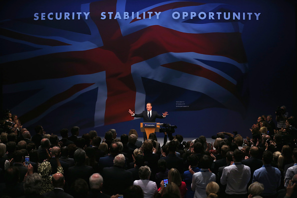 Dan Kitwood「David Cameron Addresses The 2015 Conservative Party Autumn Conference」:写真・画像(13)[壁紙.com]