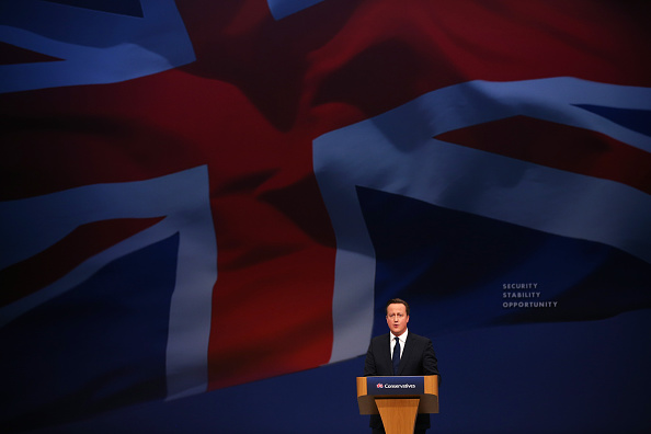 Dan Kitwood「David Cameron Addresses The 2015 Conservative Party Autumn Conference」:写真・画像(10)[壁紙.com]