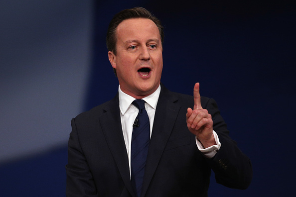 Dan Kitwood「David Cameron Addresses The 2015 Conservative Party Autumn Conference」:写真・画像(12)[壁紙.com]