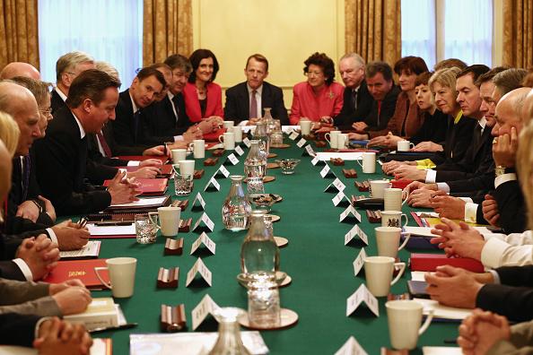 閣僚「First Cabinet Meeting Of 2015」:写真・画像(15)[壁紙.com]