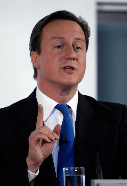 Guest「The Prime Minister Lays Out His Plans For The Big Society」:写真・画像(2)[壁紙.com]