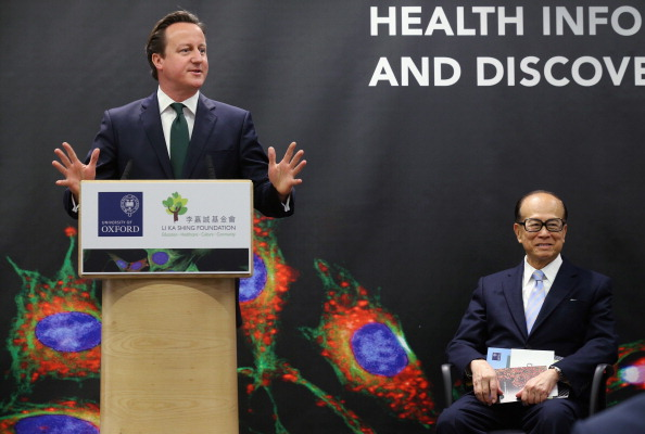 Big Data「David Cameron Visiting Oxford University」:写真・画像(1)[壁紙.com]
