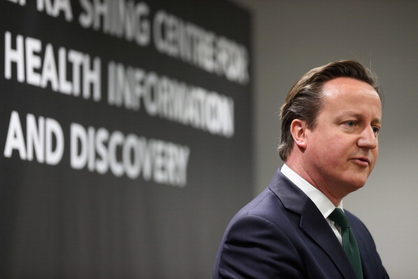 Big Data「David Cameron Visiting Oxford University」:写真・画像(13)[壁紙.com]
