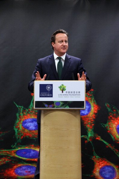 Big Data「David Cameron Visiting Oxford University」:写真・画像(15)[壁紙.com]