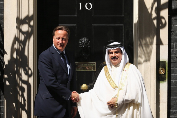 Prime Minister「David Cameron Meets With The King Of Bahrain At Downing Street」:写真・画像(11)[壁紙.com]