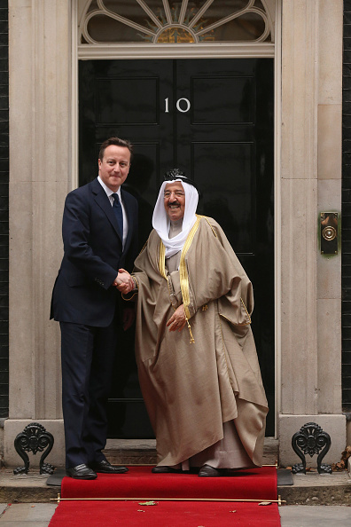 Oli Scarff「The Amir Of Kuwait On His State Visit To The UK」:写真・画像(6)[壁紙.com]
