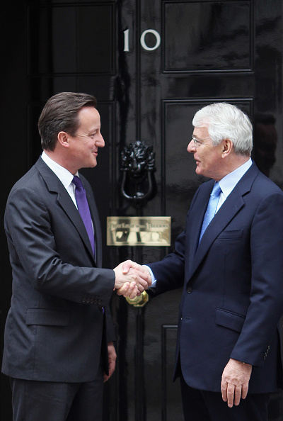 John Downing「David Cameron Meets With John Major In Downing Street」:写真・画像(15)[壁紙.com]