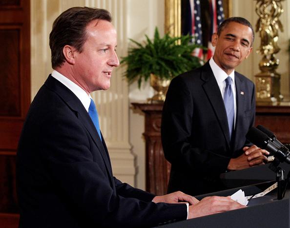 East Room「Obama Holds News Conference With British Prime Minister David Cameron」:写真・画像(9)[壁紙.com]