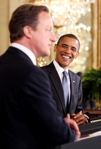 East Room「Obama Holds News Conference With British Prime Minister David Cameron」:写真・画像(19)[壁紙.com]