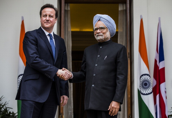 Delhi「Prime Minister David Cameron Official Visit To India」:写真・画像(16)[壁紙.com]