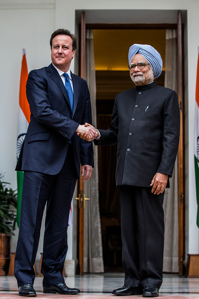 Delhi「Prime Minister David Cameron Official Visit To India」:写真・画像(18)[壁紙.com]