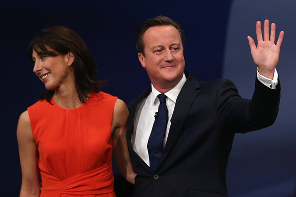 Dan Kitwood「David Cameron Addresses The 2015 Conservative Party Autumn Conference」:写真・画像(8)[壁紙.com]