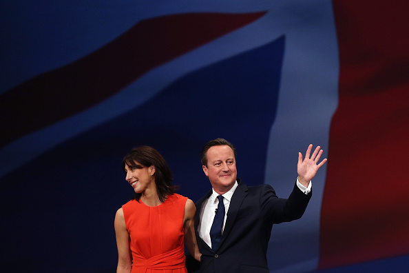 Dan Kitwood「David Cameron Addresses The 2015 Conservative Party Autumn Conference」:写真・画像(9)[壁紙.com]