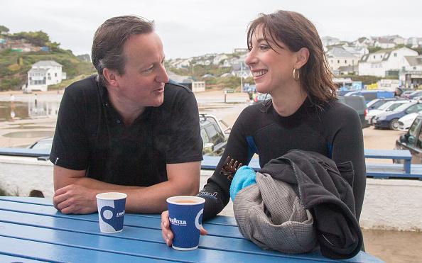 イングランド コーンウォール「David Cameron On Holiday In Cornwall」:写真・画像(8)[壁紙.com]