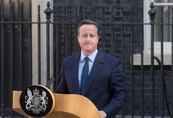 Prime Minister of the United Kingdom「David Cameron Resigns After EU Referendum Result」:写真・画像(1)[壁紙.com]