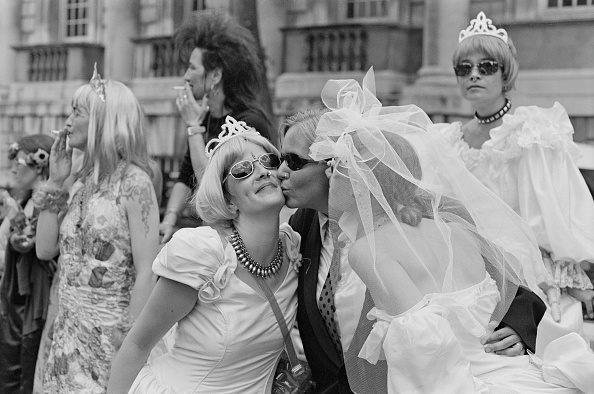 Bride「London Mardi Gras」:写真・画像(7)[壁紙.com]