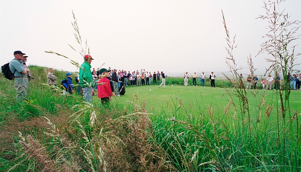 Atmosphere「The 127th British Open Golf at Royal Birkdale GC in Southport 1998」:写真・画像(16)[壁紙.com]