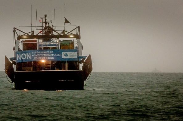 Fisherman「French Fishing Boats Blockade Jersey Harbour In Fishing Rights Row」:写真・画像(0)[壁紙.com]