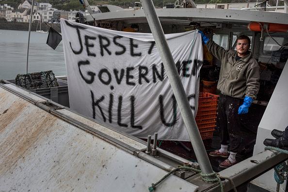 Fisherman「France Threatens A Reprisal As Post-Brexit Fishing Row Deepens」:写真・画像(3)[壁紙.com]