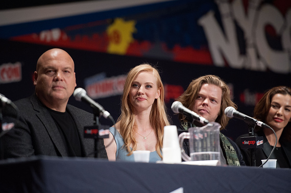 "D Dipasupil「Netflix Original Series ""Marvel's Daredevil"" New York Comic-Con Panel & Cast Signing」:写真・画像(18)[壁紙.com]"