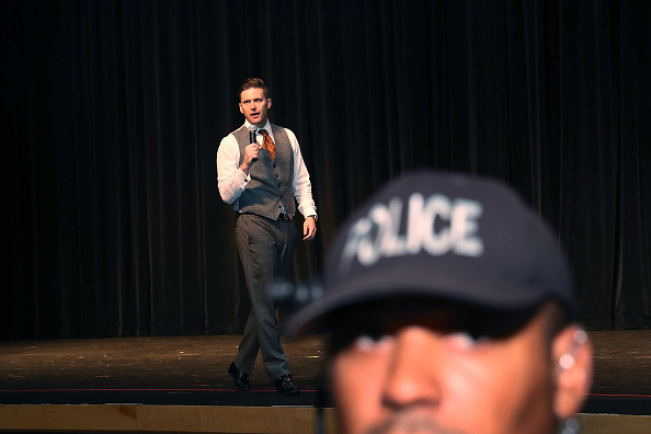 Patriotism「Tensions High As Alt-Right Activist Richard Spencer Visits U. Florida Campus」:写真・画像(17)[壁紙.com]