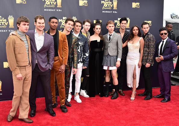 MTV Movie Awards「2018 MTV Movie And TV Awards - Arrivals」:写真・画像(15)[壁紙.com]