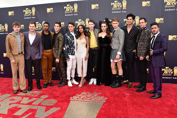 Alberto E「2018 MTV Movie And TV Awards - Arrivals」:写真・画像(12)[壁紙.com]