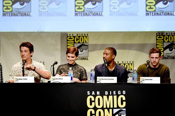 コミコン「Comic-Con International 2015 - 20th Century FOX Panel」:写真・画像(11)[壁紙.com]