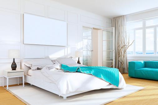 Bauhaus - Art Movement「White Luxury Bedroom Wall Art」:スマホ壁紙(8)