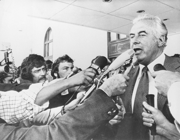 Governor General「Whitlam Sacked」:写真・画像(3)[壁紙.com]