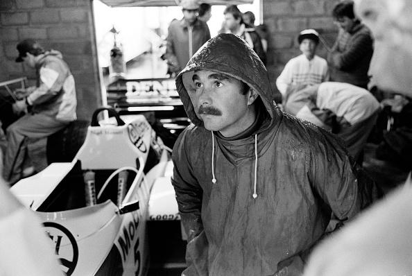 Mechanic「Formula One Grand Prix Driver Nigel Mansell」:写真・画像(9)[壁紙.com]
