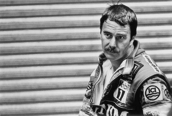 ナイジェル・マンセル「Formula One Grand Prix Driver Nigel Mansell」:写真・画像(0)[壁紙.com]