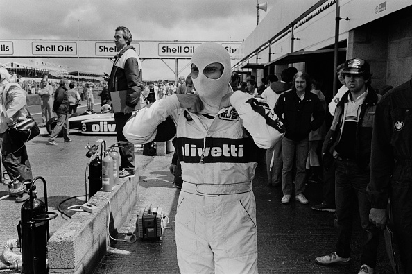 Mechanic「Formula One Grand Prix Driver Nelson Piquet」:写真・画像(3)[壁紙.com]