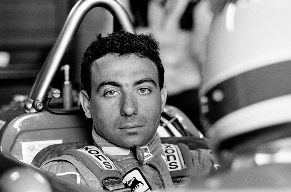 Sports Track「Formula One Grand Prix Driver Michele Alboreto」:写真・画像(19)[壁紙.com]