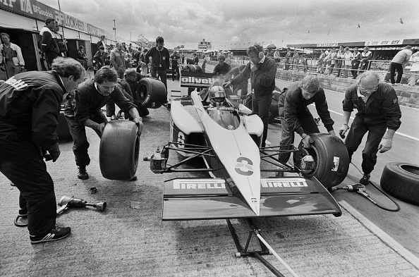 Mechanic「Formula One Grand Prix Driver Marc Surer」:写真・画像(18)[壁紙.com]