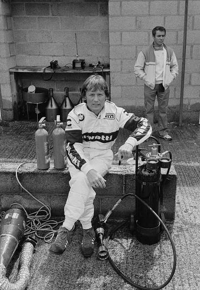 Sports Track「Formula One Grand Prix Driver Marc Surer」:写真・画像(17)[壁紙.com]