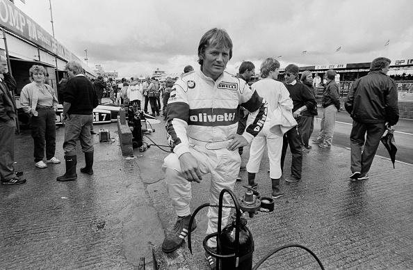 Mechanic「Formula One Grand Prix Driver Marc Surer」:写真・画像(17)[壁紙.com]