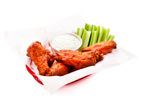 Buffalo Chicken Wings「Basket of Wings」:スマホ壁紙(14)