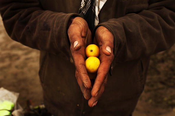 Human Hand「Street Life Thrives In Violence Plagued Kabul」:写真・画像(12)[壁紙.com]