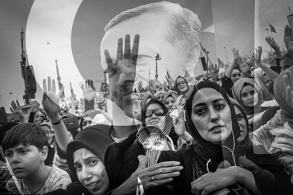 Composite Image「Turkey Reflects On Its Future Ahead Of Election」:写真・画像(5)[壁紙.com]