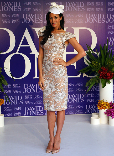 Form Fitted Dress「David Jones Spring Racewear Launch」:写真・画像(13)[壁紙.com]