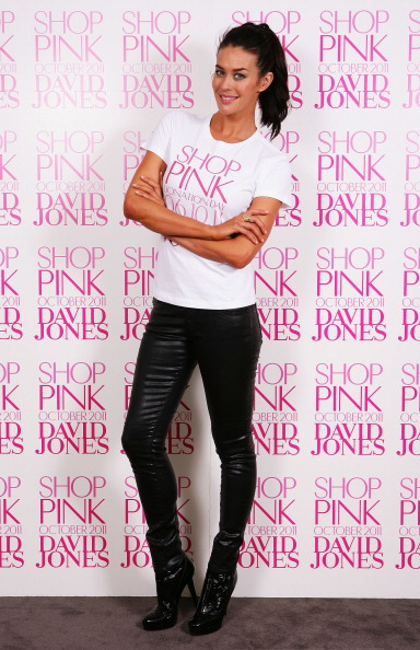 Breast「Megan Gale Supports National Breast Cancer Month」:写真・画像(7)[壁紙.com]