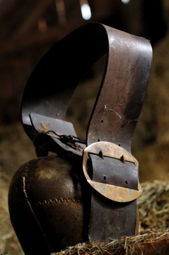 Belt「Cow bell in a barn」:スマホ壁紙(14)