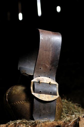 Belt「Cow bell in a barn」:スマホ壁紙(3)