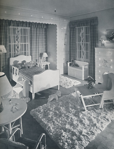 Rug「Nursery By W & J Sloane」:写真・画像(3)[壁紙.com]